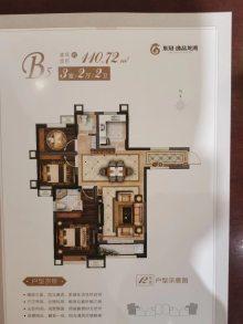 B5户型110㎡三居