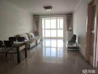 华夏经典 2室2厅1卫99.5m²简单装修  无中介费