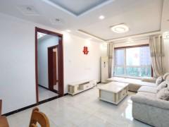 (开发区)花栖左岸2室2厅1卫1900元/月74m²精装修出租