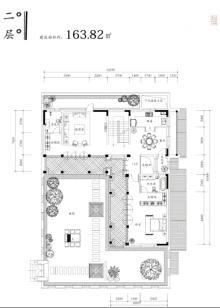 5室2厅2厨5卫346.66㎡