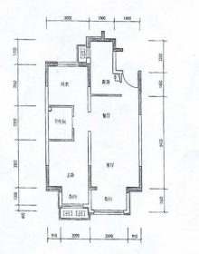 1.3期18#楼苹果公寓A户型