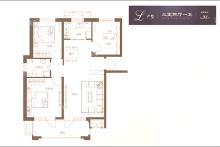 L户型 98㎡三居