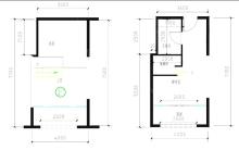 loft公寓F户型