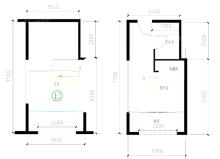 loft公寓G户型