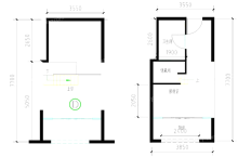loft公寓D户型