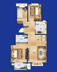 22#楼101平米户型