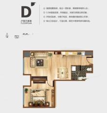 公寓D户型 82㎡